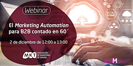 B2B Marketing Automation boletos