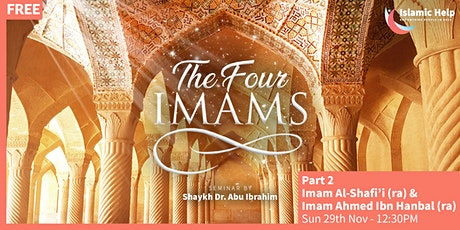 The Four Imams - Part 2 tickets