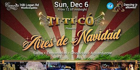 TITICO PRESENTS AIRES DE NAVIDAD tickets