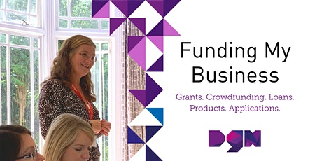 Funding My Business -  Webinar - Dorset Growth Hub tickets