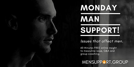 Monday Man Support tickets