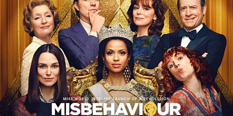 Write for Rights Fundraiser Screening - Misbehaviour tickets