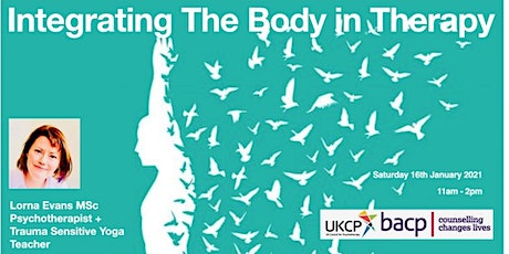 Integrating The Body in Therapy: Introduction to Trauma Sensitive Yoga tickets