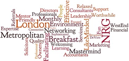 London Metropolitan Networking Breakfast