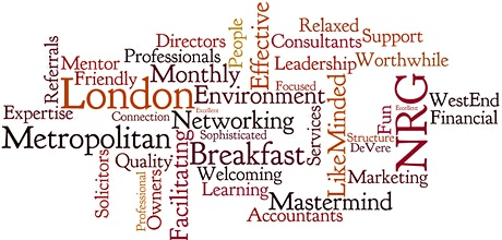 London Metropolitan Networking Breakfast tickets