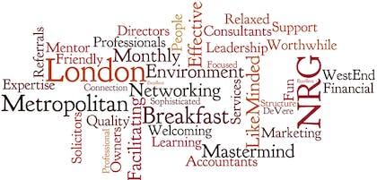 London Metropolitan Networking Breakfast