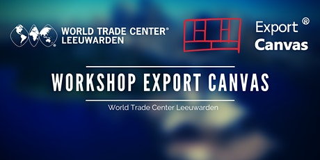 WORKSHOP EXPORT CANVAS tickets