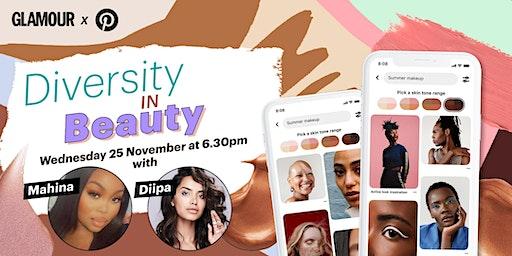 GLAMOUR x Pinterest: Diversity in Beauty