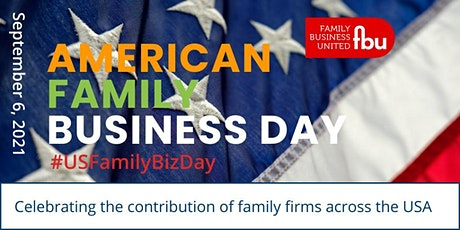 American Family Business Day 2021 #USFamilyBizDay tickets