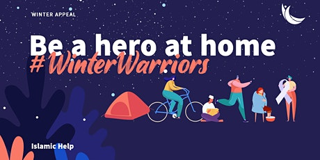 Winter Warriors - Fundraising Challenge Registration Form tickets