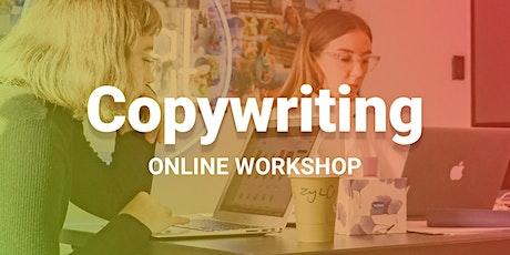 Copywriting for Digital Marketing: Online Workshop tickets
