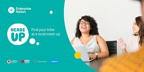 Online small business meet-up: Surrey Heath tickets