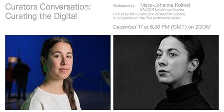 Curators Conversation: Curating the Digital tickets