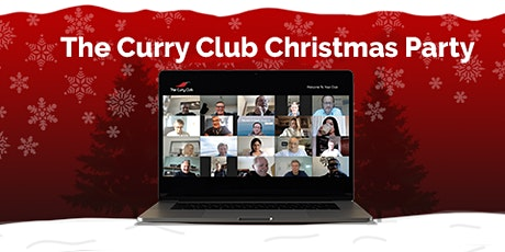 The Curry Club Christmas Party On Remo tickets