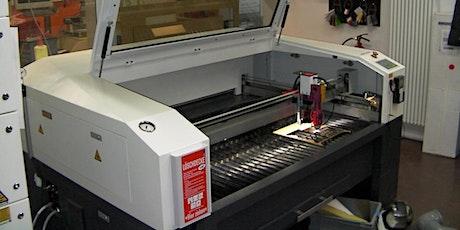 AM Lasercutter Einführung (intern!) Tickets