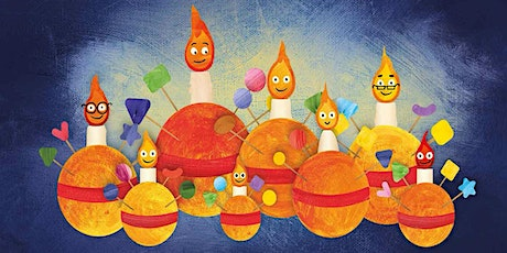 Messy Christingle at Home tickets