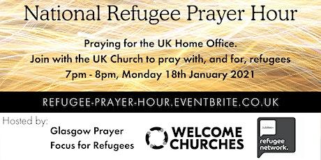 UK Church Refugee Prayer Hour: The UK Home Office tickets