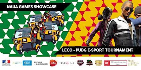 [FRENCH CONNEXION 2.0] Naija Games Showcase + E-Sport Competition tickets