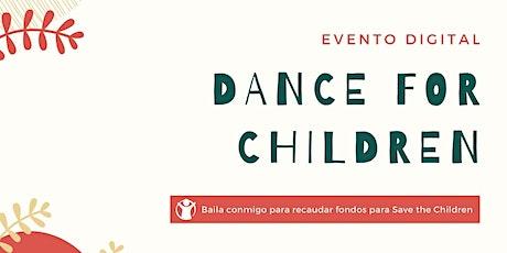 Baila por los Niños / Dance for Children entradas