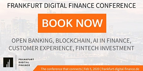 Frankfurt Digital Finance 2021 Tickets
