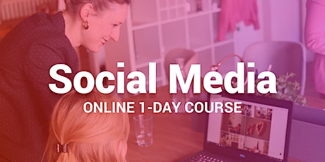 Social Media Marketing - Online 1-Day Course tickets