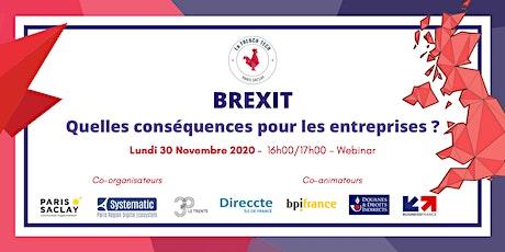 « Brexit : quelles conséquences pour les entreprises ? » billets