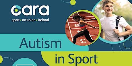 Autism In Sport - Online - Workshop tickets