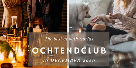 Ochtendclub - 10 december 2020 tickets