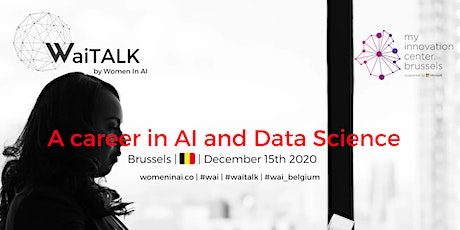 A career in AI and Data Science tickets