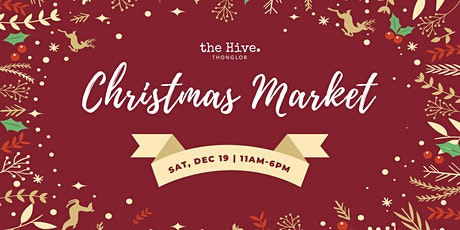 The Hive Christmas Market 2020 tickets