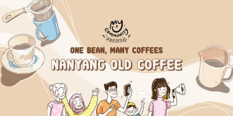 One Bean, Many Coffees: Nanyang Old Coffee tickets