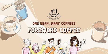 One Bean, Many Coffees: Foreword Coffee tickets