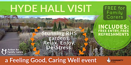HYDE HALL VISIT tickets