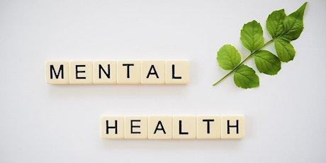 Mental Wellbeing tickets