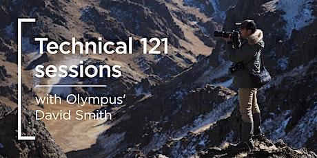Technical 121 | Olympus | David Smith, 6 January tickets