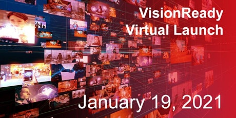VisionReady Virtual Event tickets