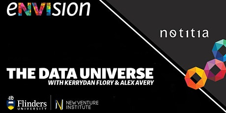 The Data Universe with Kerrydan Flory & Alex Avery tickets
