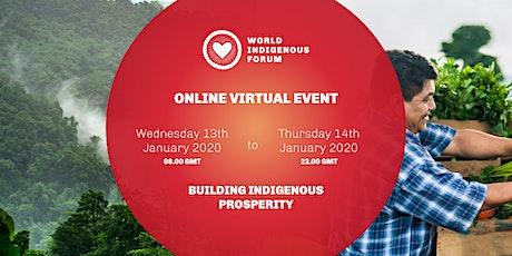 World Indigenous Forum tickets