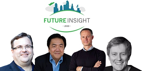 FUTURE INSIGHT 2030 tickets