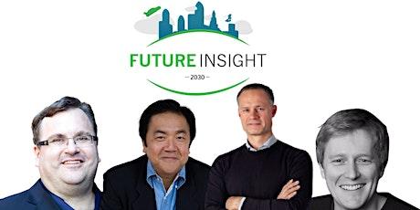 FUTURE INSIGHT 2030 billets