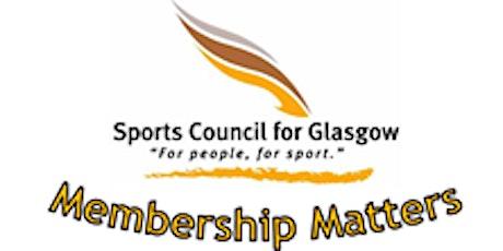 Membership Matters tickets