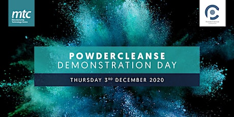 POWDERCLEANSE Demonstration Day tickets