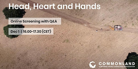 Head, Heart and Hands - Documentary premiere + Q&A tickets