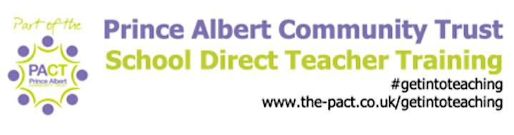 Prince Albert Community Trust School Direct Virtual Open Event image