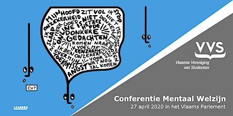 Conferentie Mentaal Welzijn tickets
