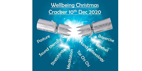 Christmas Wellbeing Cracker Tickets