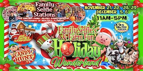 Holiday Wonderland tickets