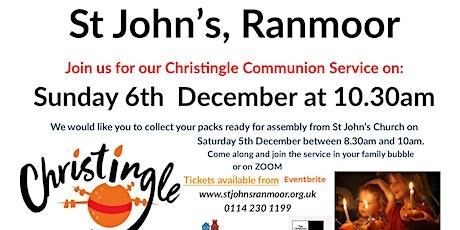 CHRISTINGLE at St John's Ranmoor tickets