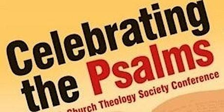 Celebrating the Psalms on-line Conference 2021 tickets