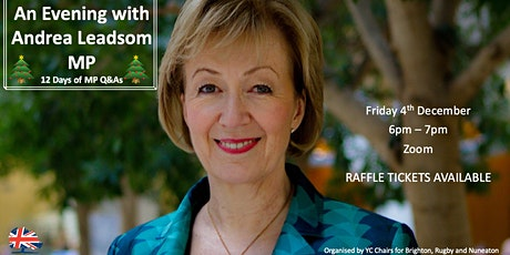 12 Days of MP Q&As with Andrea Leadsom MP tickets